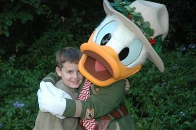 Zachary_hugging_donald_too_cute_ak
