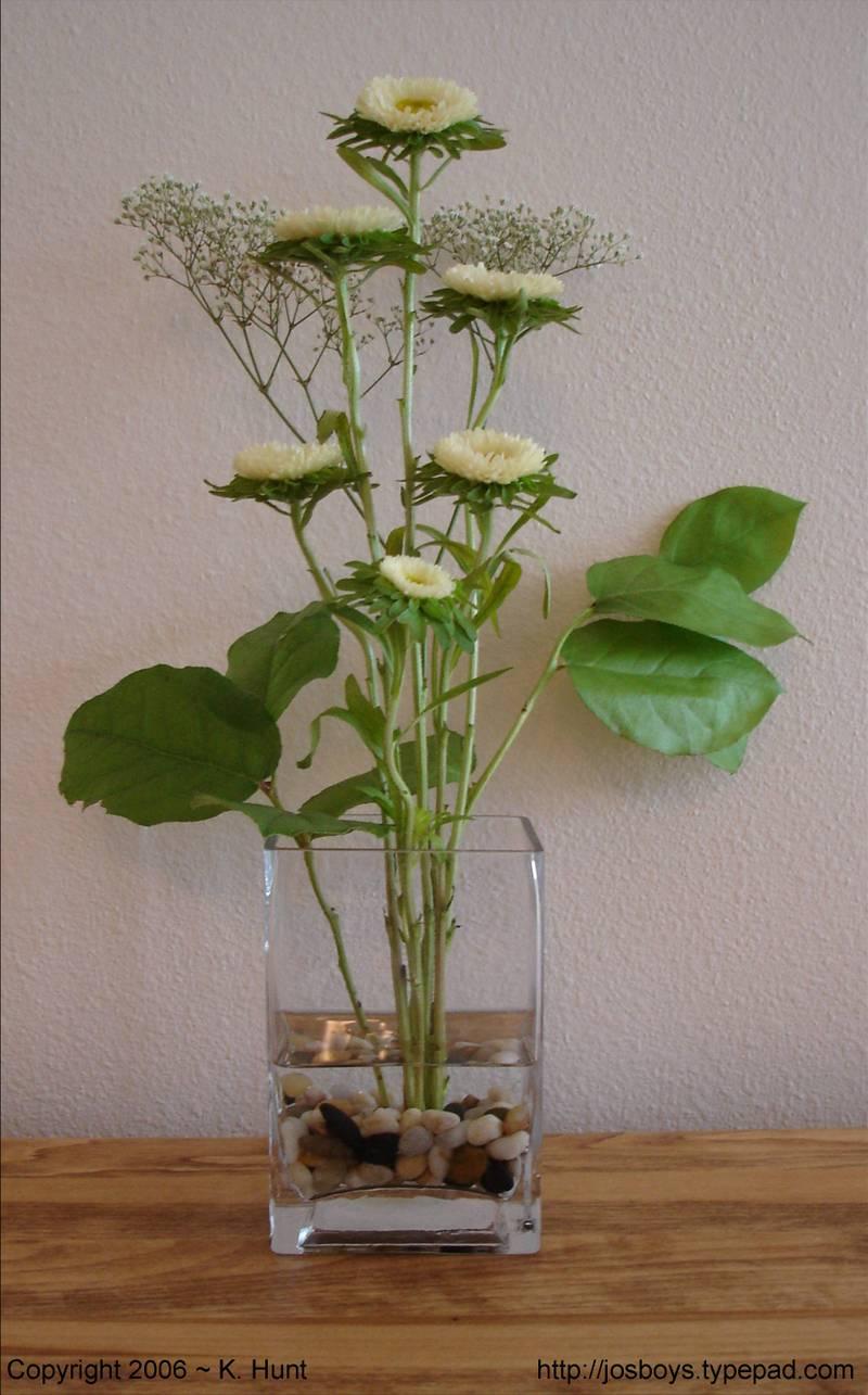 Yagi Blog Ikebana Flower Arrangement